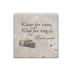 Wine Quote Accent Tiles