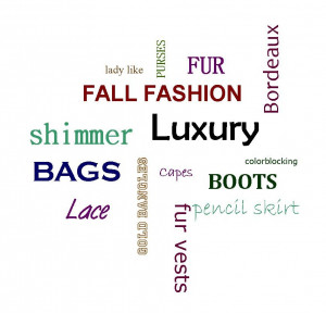 Fall Fashion 2011 Quotes