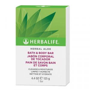 Herbalife Product Herbal Aloe Bath & Body Bar