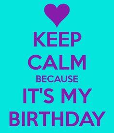 Happy 17th Birthday to me!!!:)