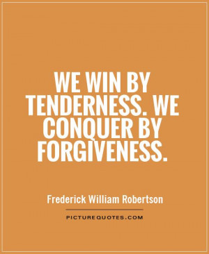 Tenderness Quotes
