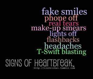 Girl Heartbreak Kewt Lovers Make-up Phone Quotes Relationship ...