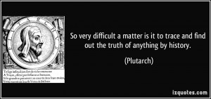 More Plutarch Quotes