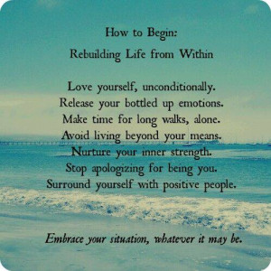 Ways to Rebuild Your Life When You are Feeling Lost