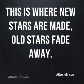 Allen Johnson Quotes