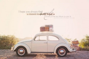 vw beetle travel love relationship friendship picture image quote ...