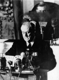 FDR War Speech Pearl Harbor December 8, 1941