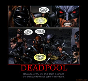 Robert Rodriguez in Talks to Direct Deadpool After All