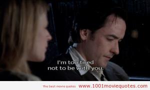 High Fidelity (2000) - movie quote