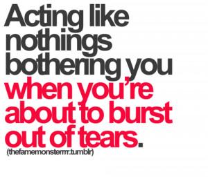 hard, life, people, quotes, sad, tears, text, tired, tumblr