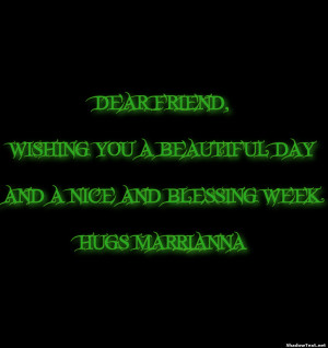 Wishing You a Beautiful Day Quotes
