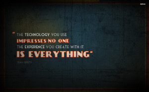 Quotes Technology Sean Gerety