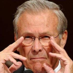Funny Donald Rumsfeld Quotes and Rummy's Gaffes Quotations