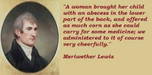 Meriwether Lewis Facts 7: date of birth