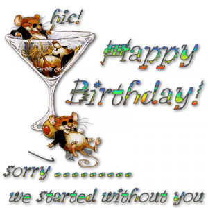 ... Full Size | More happy birthday quotes for friends funny i13 png