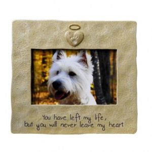 Details about Pet Memorial Frame Dog Cat Angel Remembrance Photo