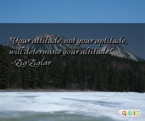 Altitude Quotes