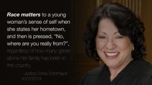 thisisfusion:Justice Sotomayor just schooled her fellow Supreme Court ...