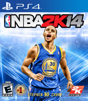 NBA 2K14: Stephen Curry by NO-LooK-PaSS