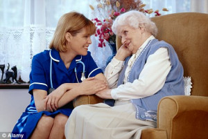 Too many elderly people are put in care homes rather than helped to ...