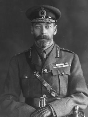 carolathhabsburg:King George V looking right at you!