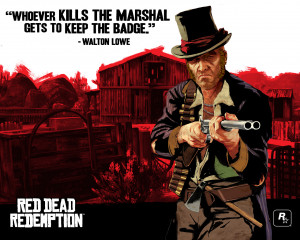 Free red dead redemption wallpaper background