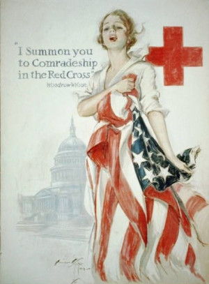 1881- Clara Barton, Founder of the American Red Cross