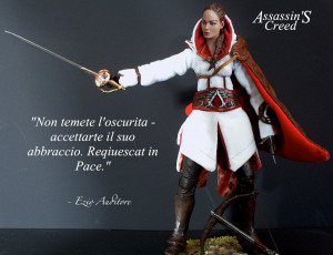 Assassin's Creed - Quote by Ezio by SomethingGerman