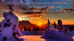 Christmas Beautiful Season Quotes Images, Pictures, Photos, HD ...