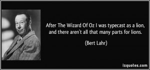 Lion From Wizard of Oz Quotes
