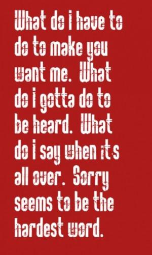 Favorite Music, Life, Music Quotes, Music Lyrics, Elton John Lyrics ...