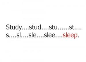 lazy, quotes, sleep, study, teen