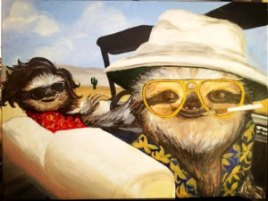 Fear and Loathing in Sloth Vegas!