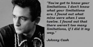 Johnny cash famous quotes 4