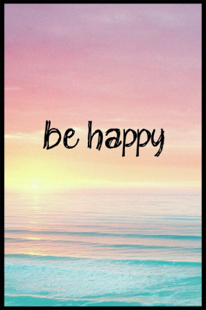 be happy, cute, happy swas, love, pretty, quote, quotes