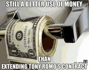 Tony Romo Memes | Terez Owens