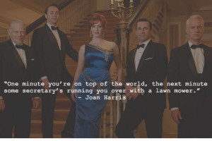 11 Essential 'Mad Men' Quotes: From Pitch Perfect Don Draper to ...