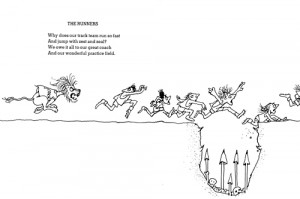 famous poems by shel silverstein
