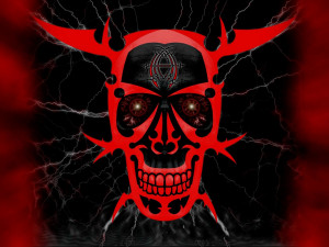 skull skulls dark demon satanic satan evil occult f wallpaper ...