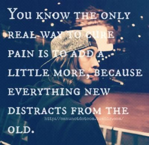 Vic Fuentes. And a depressing quote.