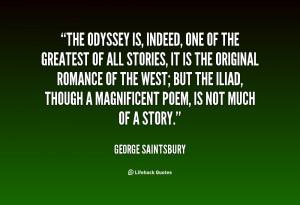 George Saintsbury Quotes