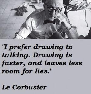 Le corbusier famous quotes 2