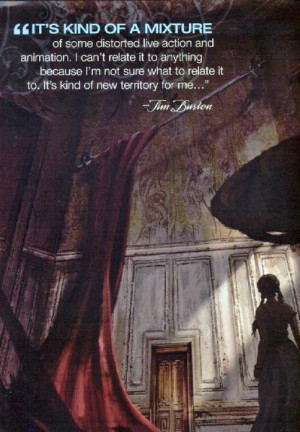 Alice in Wonderland (2010) Tim Burton's Alice In Wonderland - Article ...