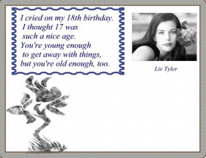 18th Birthday Poems for Friends, Relatives and Near Ones