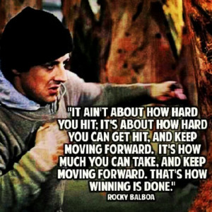 truth #rocky #JiuJitsu #fighting #bjj #motivation (Taken with ...