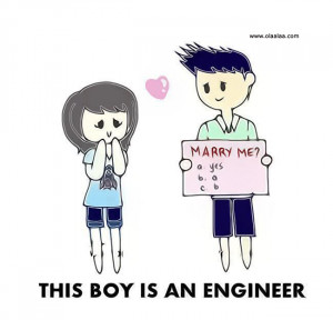 Engineer - Boy - Girl - Funny Images - Funny Pictures - Funny Photos
