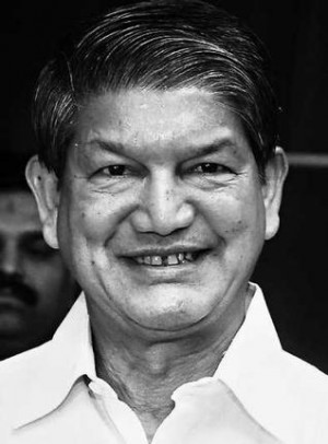 Harish Rawat takes centre stage