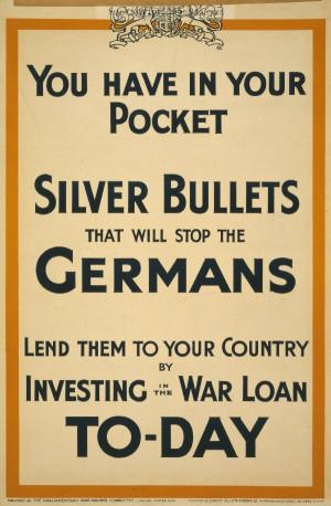 World War 1 British Propaganda