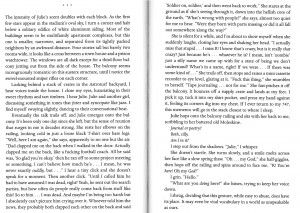 Warm Bodies Book Quotes Pages 126-27