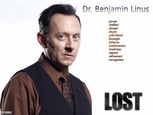 Benjamin Linus Wallpaper Ads